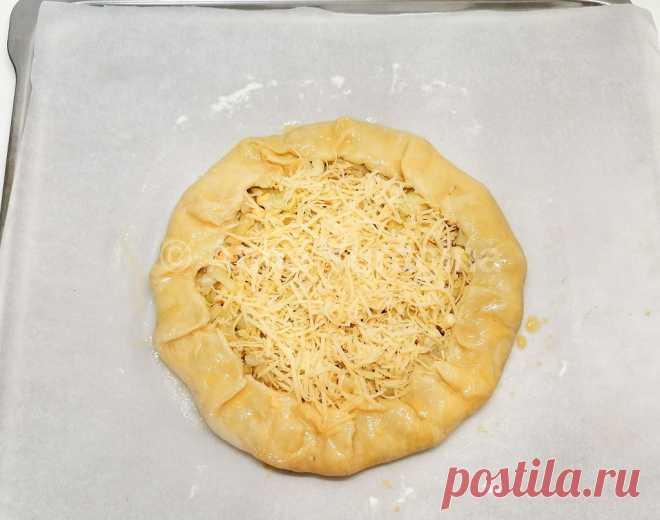 Капустный пирог на пивном тесте | Рекомендательная система Пульс Mail.ru