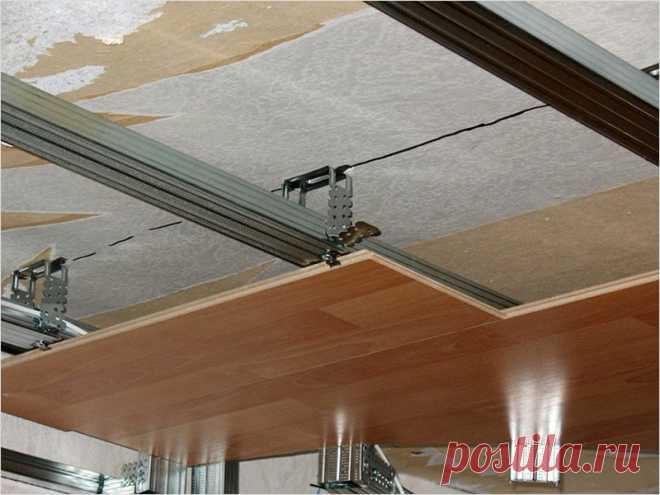Как использовать ламинат для отделки потолка | Роскошь и уют