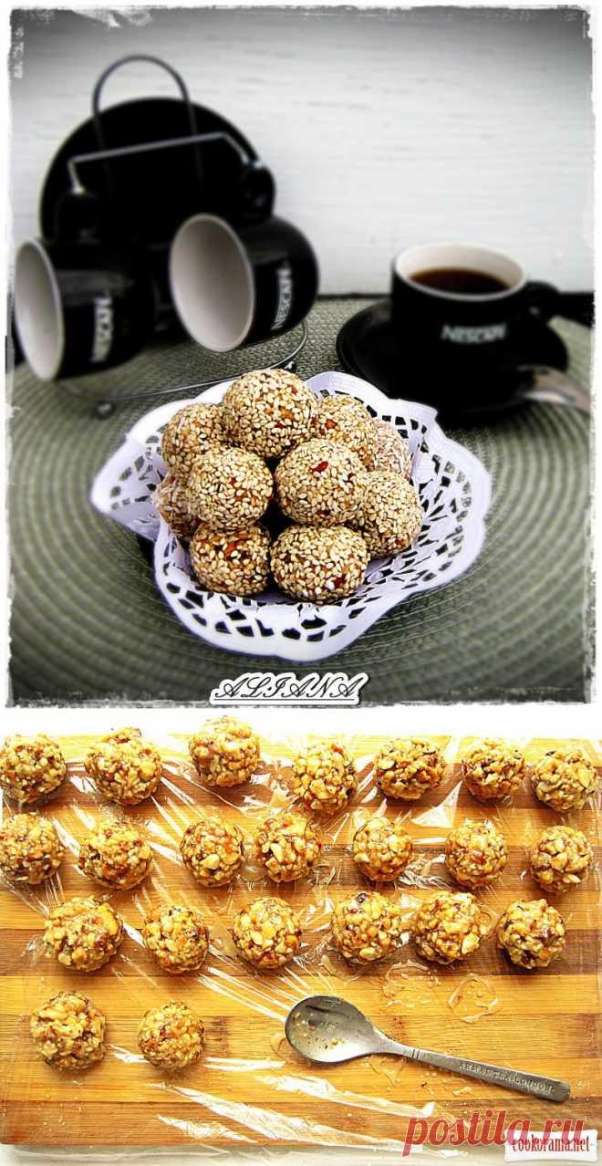 Домашний грильяж / Сладости, конфеты / Кукорама — вкусные рецепты!