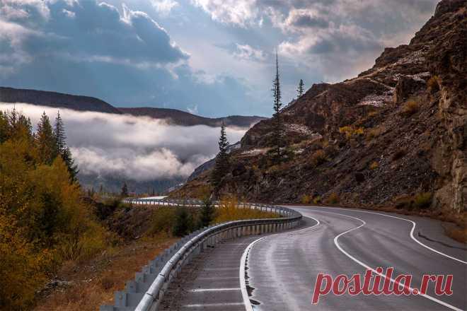 Красота природы и достопримечательности Горного Алтая!