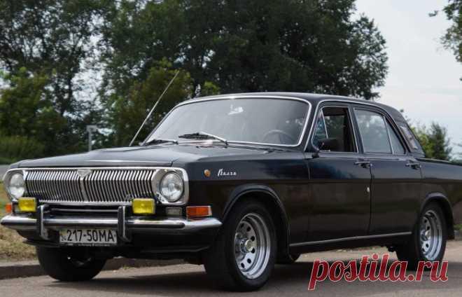 5 советских автомобилей, которые заслужили статус «легенды» и стали культовыми . Чёрт побери