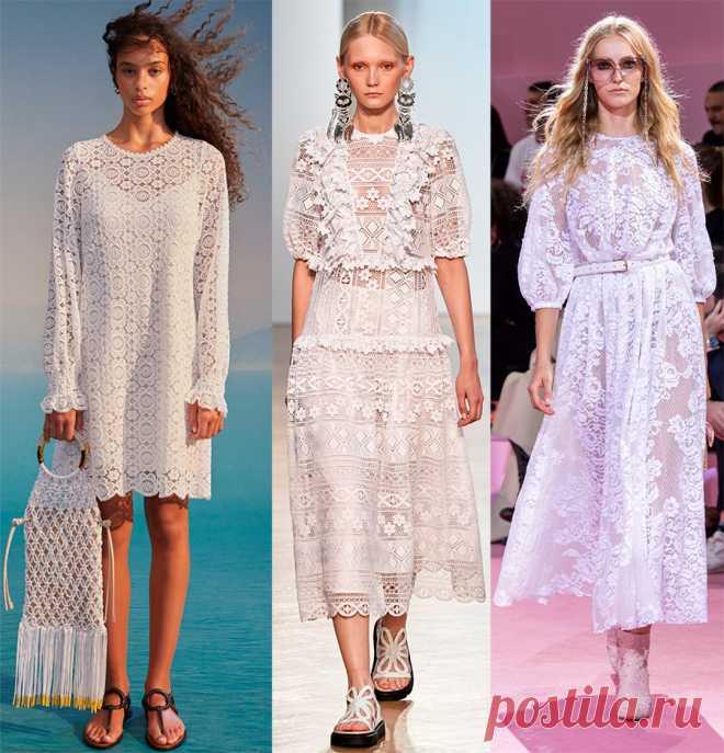 Как носить белый total look, стильные образы и модные тренды