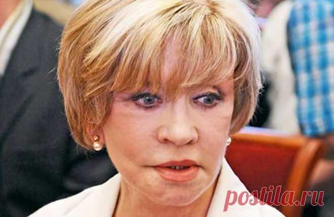 Изуродованная старость: какими были и какими стали 11 наших самых любимых актрис | funnypost.ru