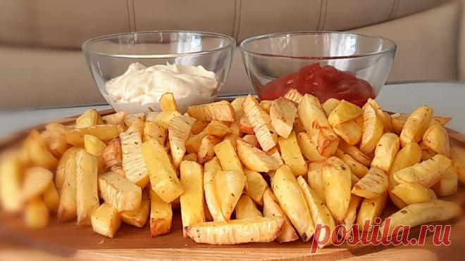 Эта картошечка улетает как семечки и без капли масла! | Светлана Глебова | Яндекс Дзен