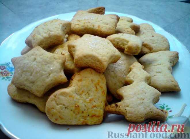 Сахарное печенье - 30 лучших рецептов приготовления