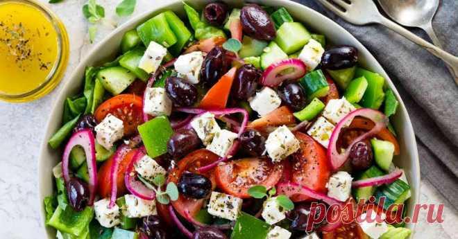 Греческие блюда: семерка лучших