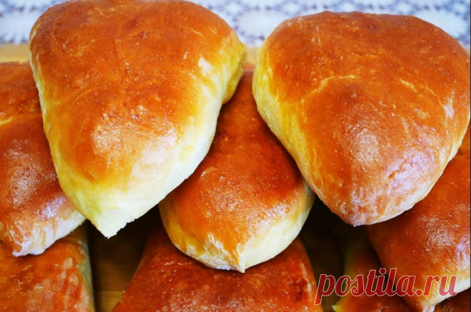 Мягчайшие пирожки с капустой – из необычного картофельного теста без молока и яиц. Идеальны для веганов и в Пост.