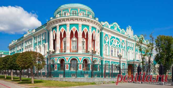 That Russia which we know today began with development of the Urals in the 16th century. And here is what to look to the traveler at all seasons of the year at