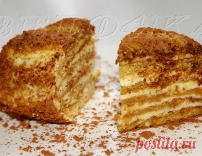 """Торт """"Диво дивное"""" - кулинарный рецепт"""