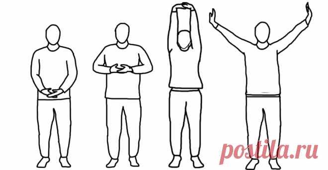 Одно упражнение для снятия болей в спине и плечах, восстановления позвоночника, улучшения работы кишечника и очищения организма | Здоровая жизнь | Яндекс Дзен