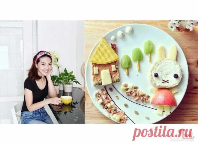 Съедобные шедевры для детей - Loveeat - социальная сеть кулинаров