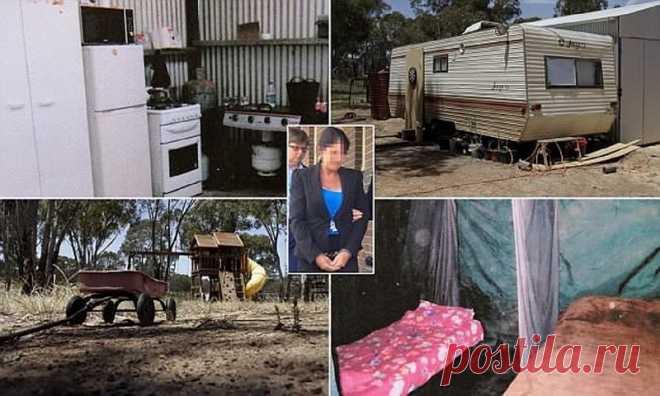 История одной семьи, потрясшая Австралию . Чёрт побери