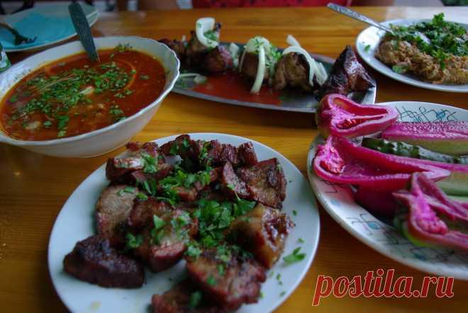 Абхазская кухня   Travelblog   Яндекс Дзен