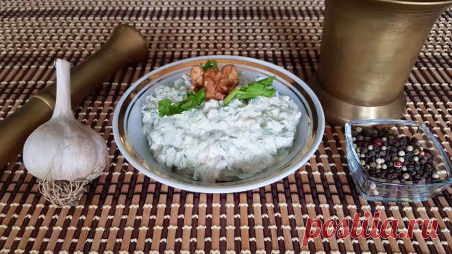 Шикарный белый соус для первых и вторых блюд