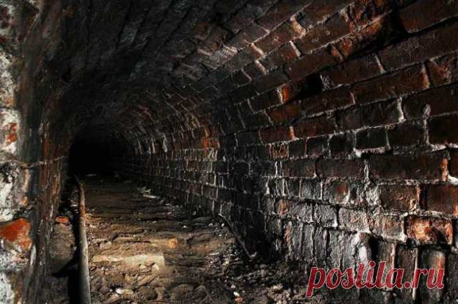 Загадки и тайны подземной Москвы