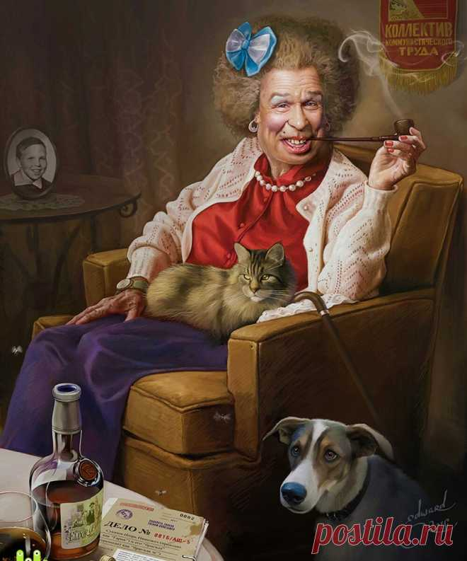 Реакция иностранцев на песню Гарика Сукачева — «Моя бабушка курит трубку» (2002)   MUSIC   Яндекс Дзен