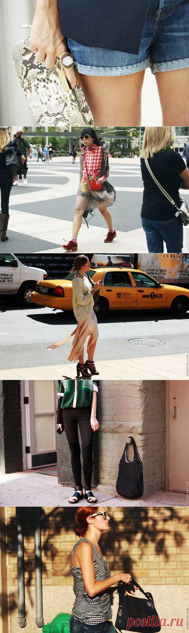 Немного Street Style / Street Style / ВТОРАЯ УЛИЦА