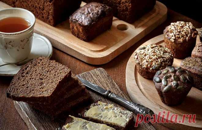 Как правильно хранить хлеб | Делимся советами