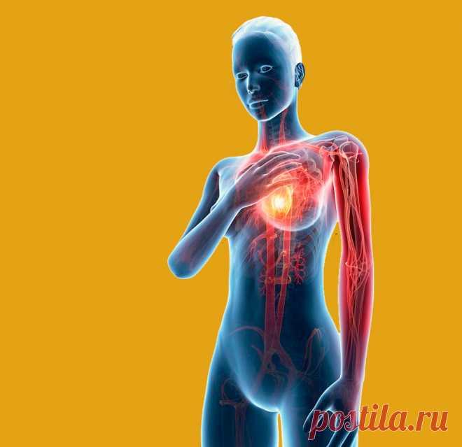 Признаки сердечного приступа, которые женщины часто игнорируют Сердечный приступ – опасное состояние, при котором резко снижается кровоснабжение мышц миокарда. Они перестают получать кислород и питательные вещества, блокируют коронарные артерии. При неоказании помощи клетки отмирают, и человек может погибнуть от инфаркта.