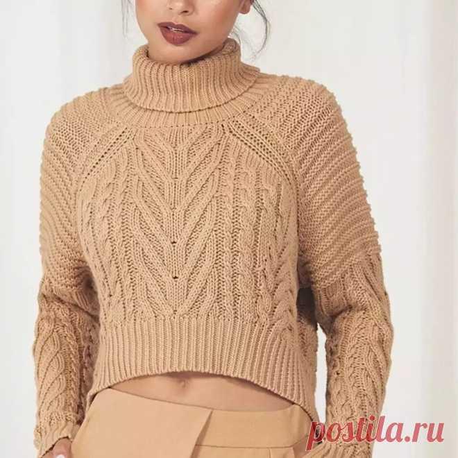 Шикарные пуловеры и свитера на осень! Они вам точно понравятся! | Копилка узоров (Вязание спицами) | Яндекс Дзен