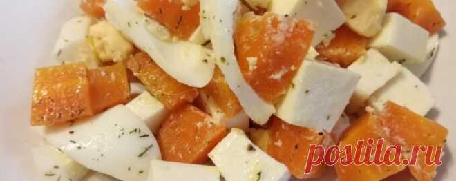 Диетический салат с вареной морковью - Диетический рецепт ПП с фото и видео - Калорийность БЖУ