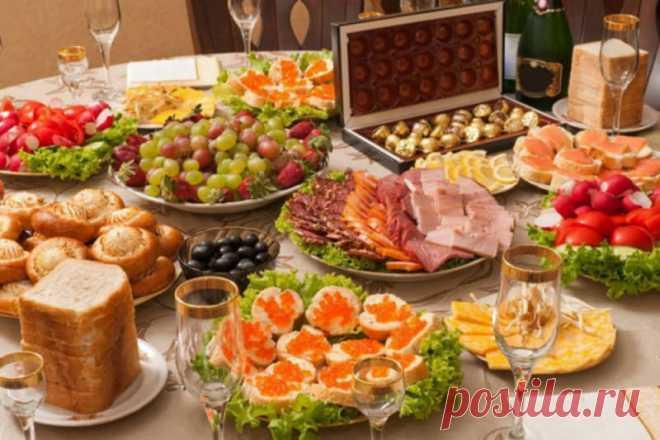 Меню на Новый Год 2020: рецепты для праздничного стола