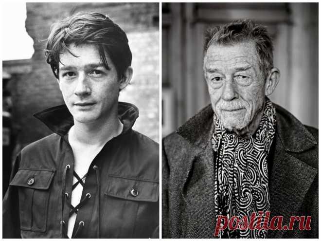 Известные актёры, которых мы не знали молодыми (35 фото)   КинокрИтинка   Яндекс Дзен