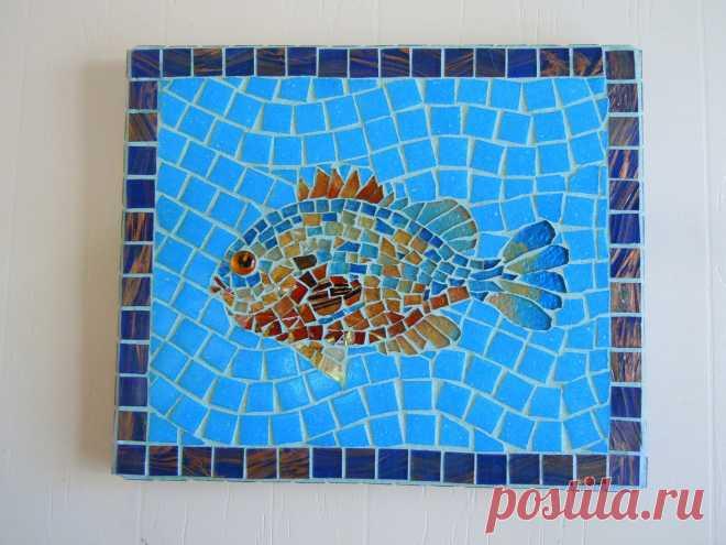 Mosaic Fish Art (Page 3) - Line.17QQ.com