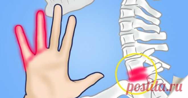 Онемение рук сигнализирует об опасных болезнях