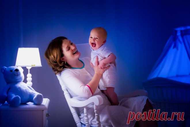 Обойдемся без истерик: 6 советов, как быстро уложить ребенка спать - Летидор