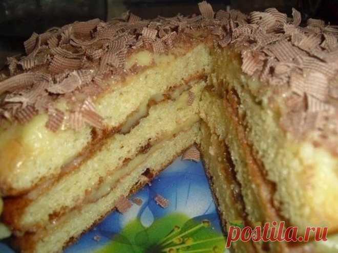 Необыкновенный тортик из творога – вкусно и легко!