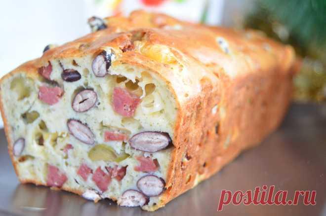Польский мясной кекс рецепт с фотографиями