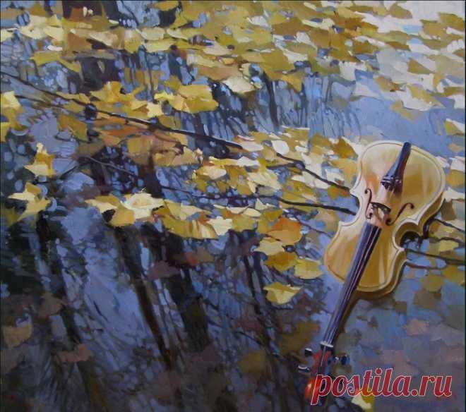 Творчество современного художника Александра Чернигина