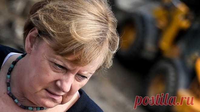 Наводнения в Европе: Меркель потрясена масштабами разрушений и числом жертв