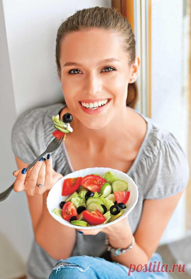 диета на помидорах и огурцах отзывы