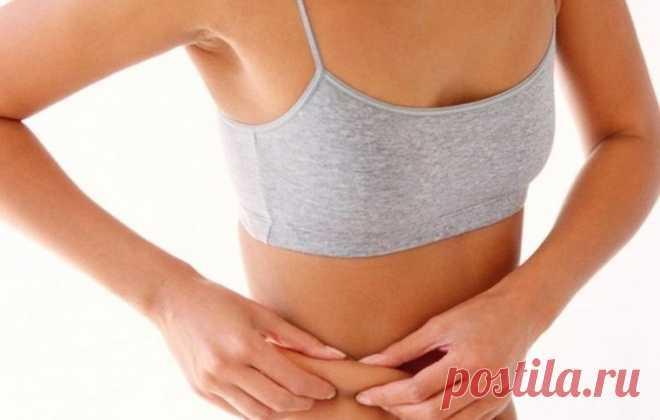щипковый массаж для похудения
