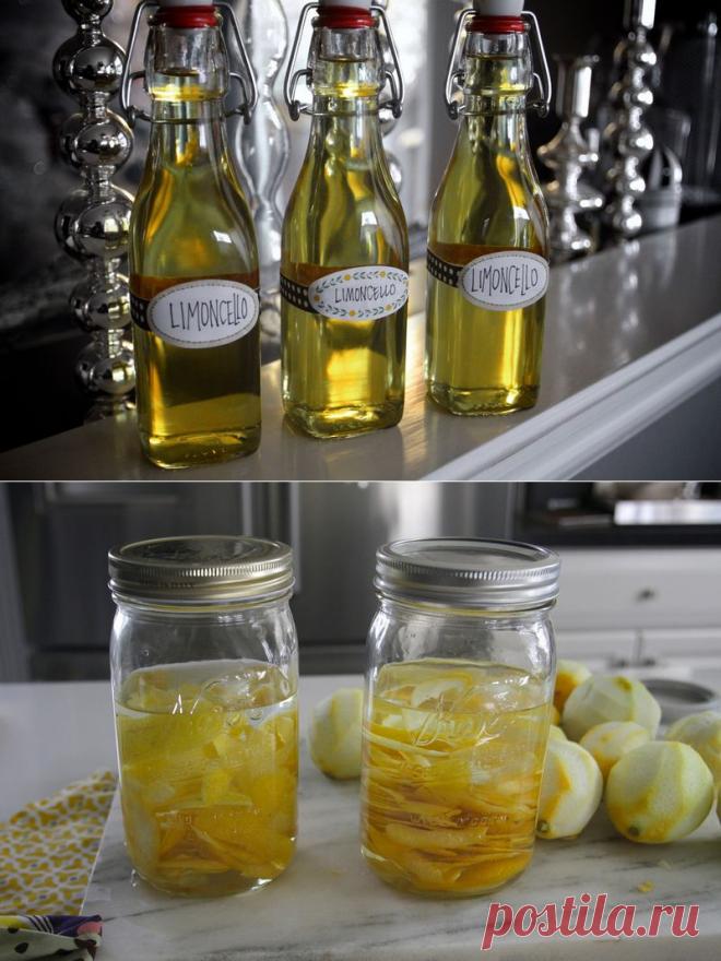 случилось лимончелло в домашних условиях фото комфорта покажем