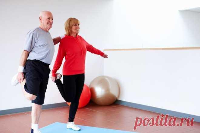 6 простых и безопасных упражнений